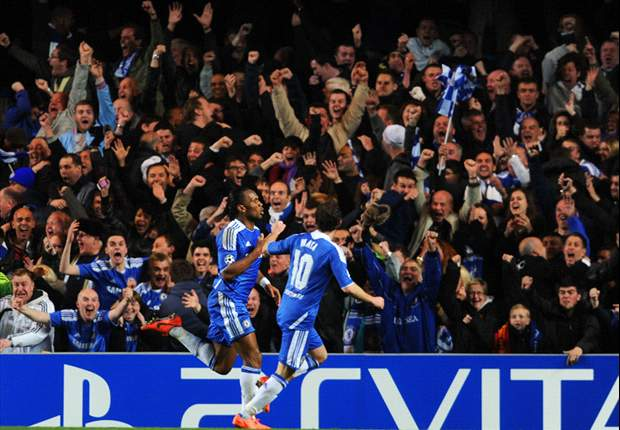 Chelsea 1-0 Barcelona: Holders left to rue missed chances as dynamic Drogba secures precious victory
