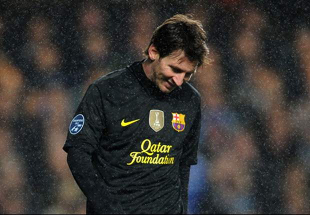 Guardiola: Messi's form doesn't worry me