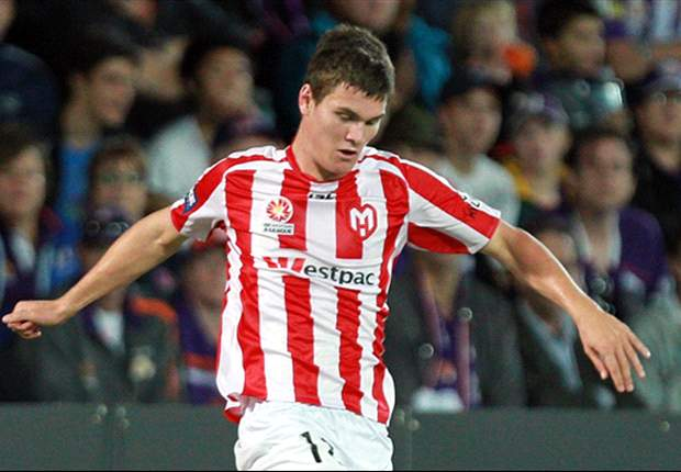 Newcastle poised to sign Melbourne Heart defender Good