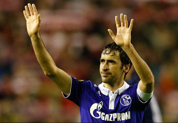 Raul donates €4,000 to save childhood club from folding