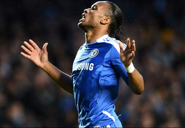 Di Matteo eyes extended Drogba stay at Chelsea