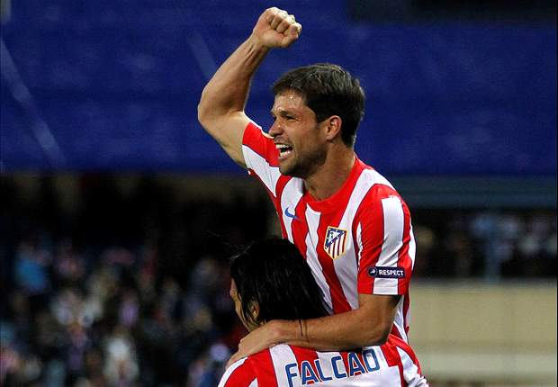Atletico Madrid's Diego eager for Europa League final
