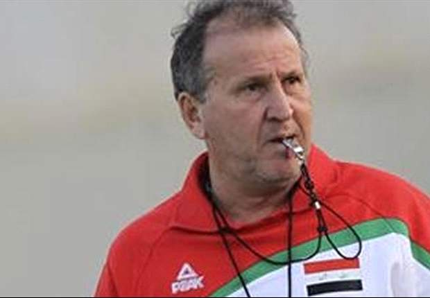 Iraq coach Zico: We were unlucky but 1-1 draw away to Jordan is not bad