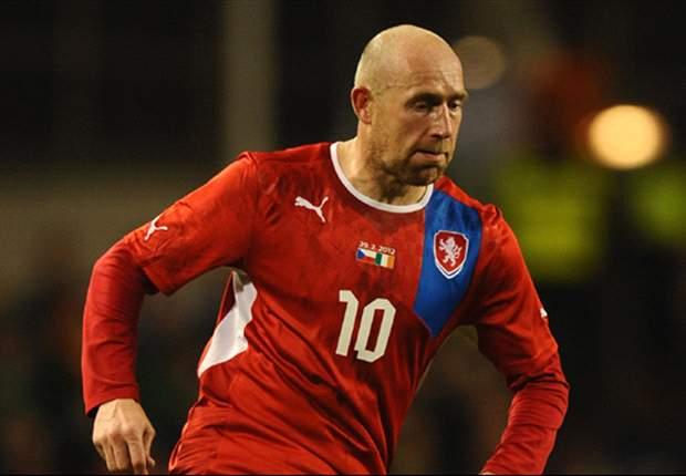 Jiri Stajner jagte nicht nur für Hannover 96 den Toren hinterher, sondern auch für Tschechien