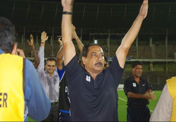 Armando Colaco taunts the AIFF officials after another title triumph with Dempo