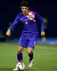Vedran Corluka, Kroatien International