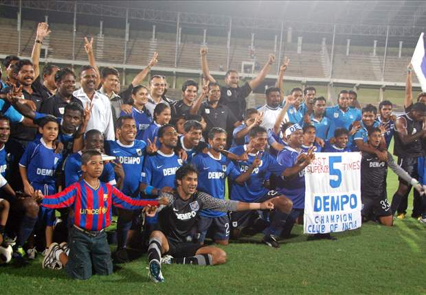 Beware Dempo, Churchill and Bagan – I-League winners have always recorded two wins in their first four games