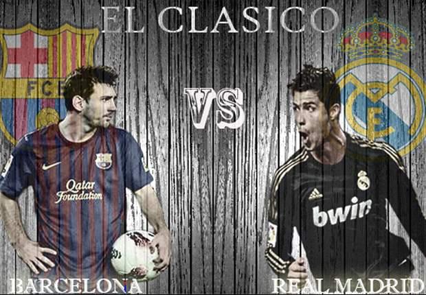 ESP - Ronaldo - Messi, le choc des titans