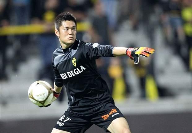 Japan goalkeeper Eiji Kawashima set to join Standard Liege - report