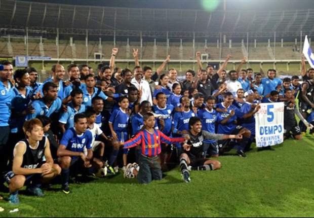 Who is Dempo's Player of the Season?