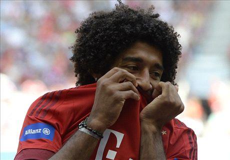Dante to complete Wolfsburg switch
