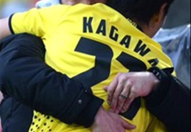 Kagawa feels 'sense of completion' after scoring in decisive Borussia Dortmund triumph