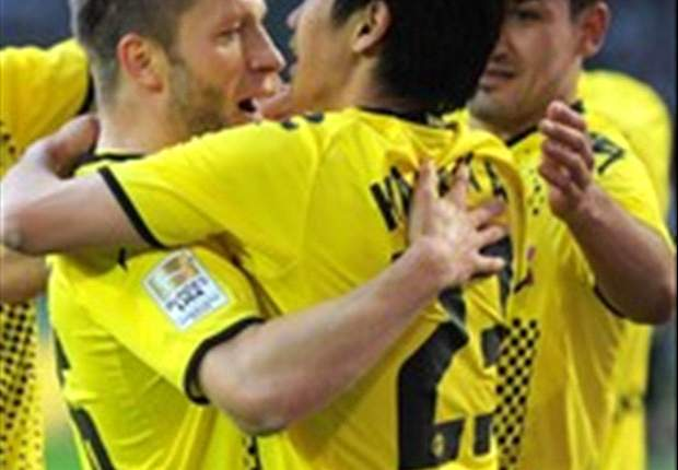 Who is Dortmund's Player of the Season?
