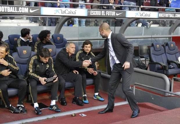 José Mourinho: Pep Guardiola vendió la imagen de perfecto... y nadie es perfecto
