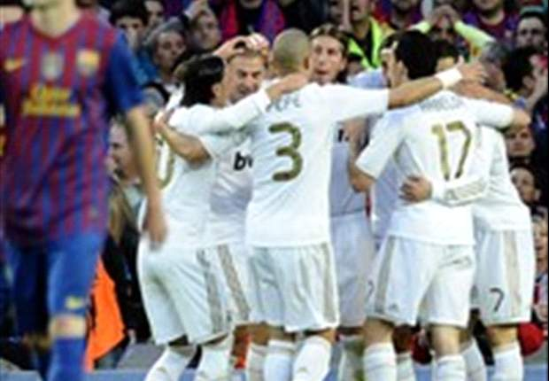 Real reign again: Mourinho brings back La Liga to Madrid as Barcelona are toppled