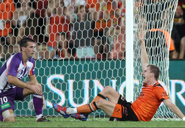 Besart Berisha, Jacob Burns disagree on contentious penalty decision