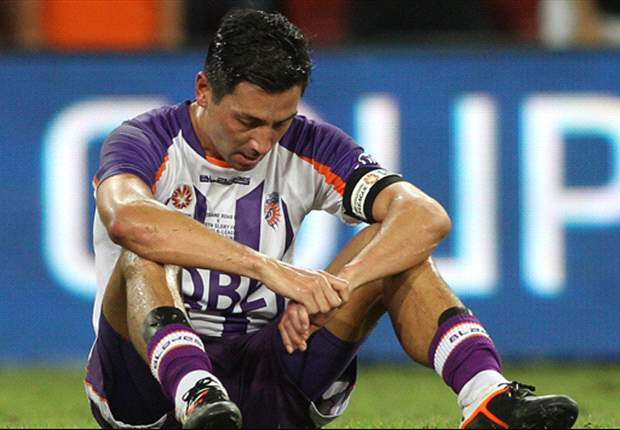 Players can draw from disappointment, says Perth Glory coach Ian Ferguson