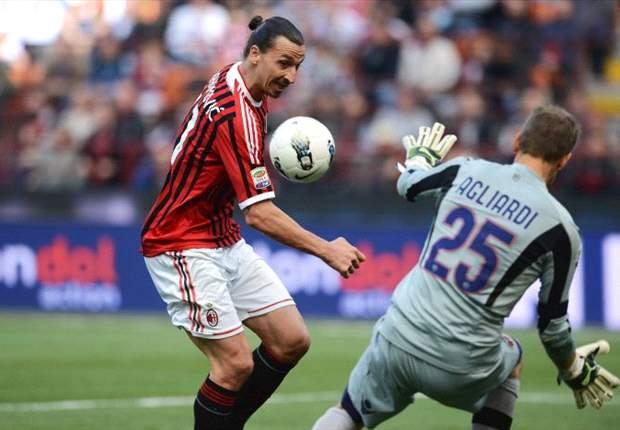 Goal.com賽後評分:米蘭1-1博洛尼亞