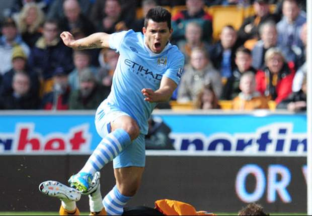 Aguero voted Manchester City Player of the Year