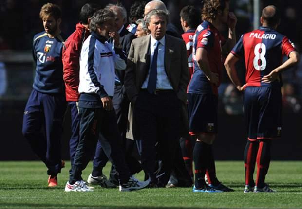 """Stangato per Genoa-Siena 2012, Preziosi è pronto al ricorso: """"Verdetto che non rispecchia assolutamente i fatti!"""""""