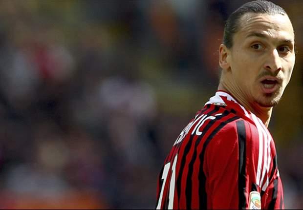 Zlatan Ibrahimovic, el tapado de José Mourinho