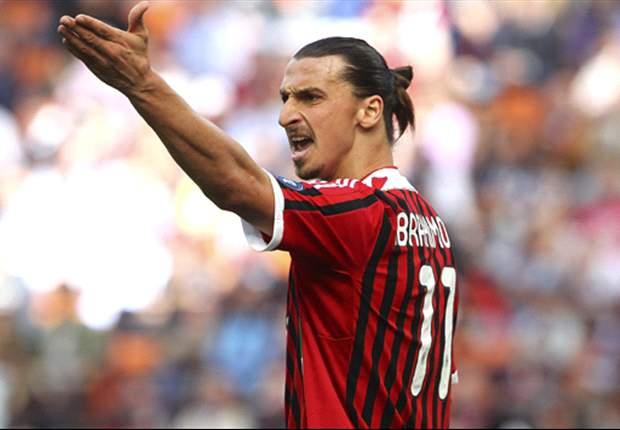 'Ibrahimovic wil Guardiola niet bij AC Milan'