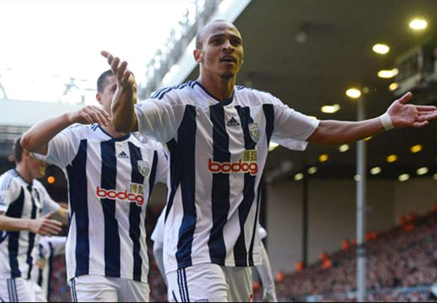 West Brom slump due to more cautious opposition, says Odemwingie