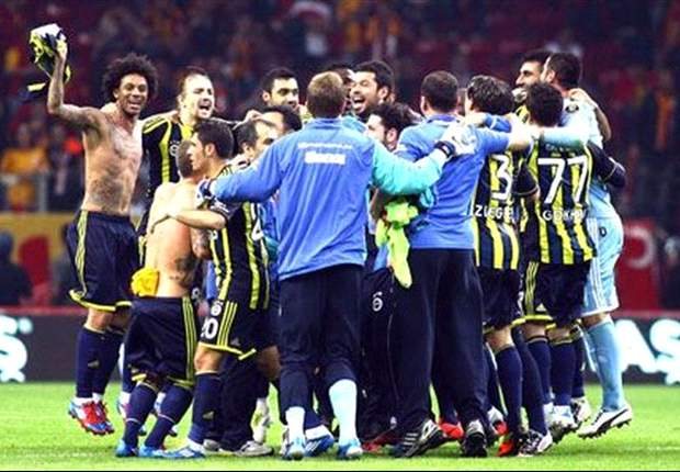Fenerbahce drop CAS case over Champions League ban