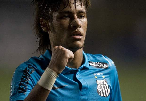 Campeonato Paulista semi-final: Hat-trick hero Neymar's 100th Santos goal earns the Peixe a spot in the final