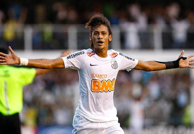 Santos accuse Bolivar of racially abusing Neymar
