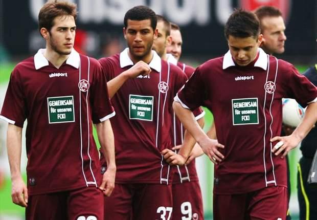 Das Bundesliga-Zeugnis: 1. FC Kaiserslautern