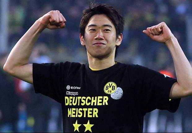 Manchester United target Kagawa unwilling to sign new contract