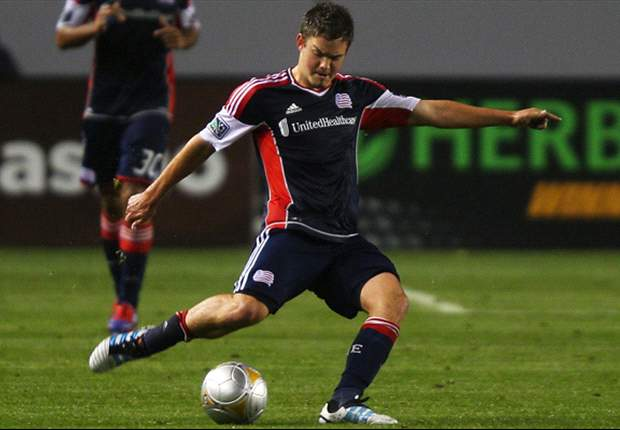 New England Revolution rookie midfielder Kelyn Rowe learns on the job and become vital member of the squad