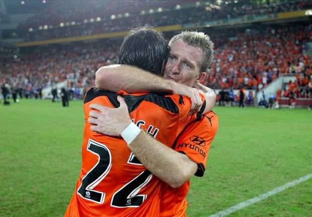 An unlikely German & Albanian combination fires Brisbane Roar to A-League glory