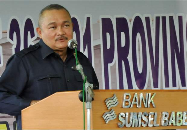 Presiden Sriwijaya FC Jadi Komisaris PT Liga Indonesia