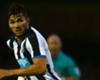 Official: Newcastle exile Abeid makes Panathinaikos switch