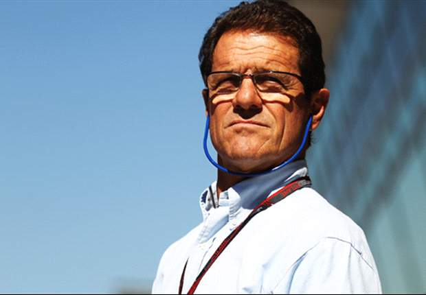 Fabio Capello Senang Kembali Ke London