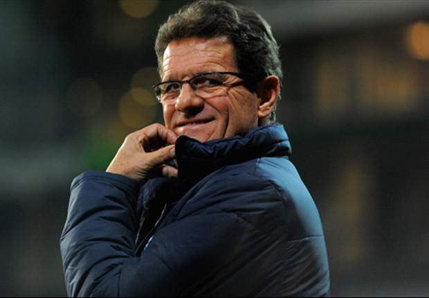 Fabio Capello: AS Roma Anti-Juventus