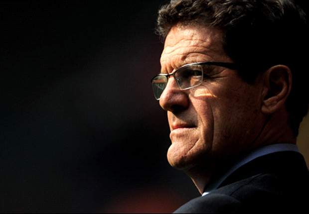 Russia boss Capello wants England reunion at 2014 World Cup