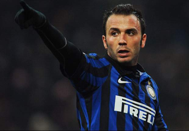 Julio Cesar & Pazzini omitted from Inter's Europa League squad
