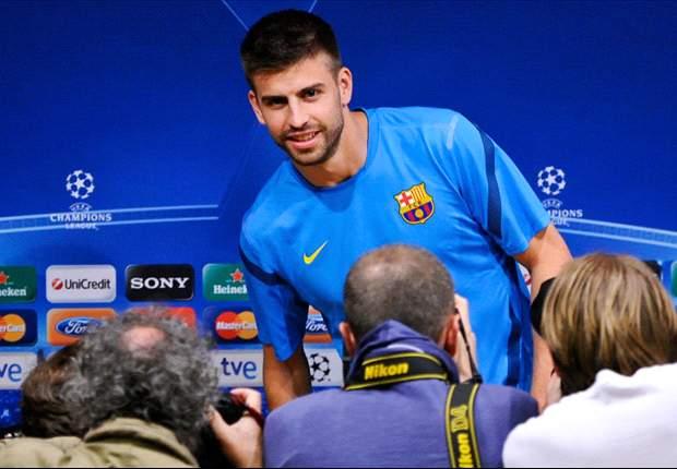 Gerard Pique wünscht sich Messi als Weltfußballer