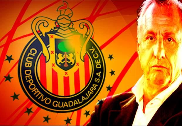 Johan Cruyff rompe el silencio y carga contra Jorge Vergara