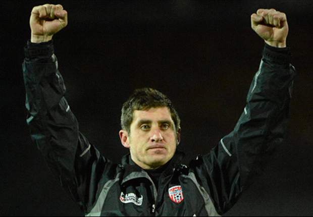 'It is absolutely one of the proudest moments of my life' - Derry City boss Declan Devine reflects on FAI Cup success