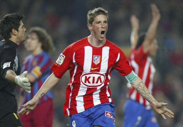 Torres Masih Cinta Atletico