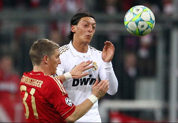 Ozil: I hope Bayern beat Chelsea in Champions League final