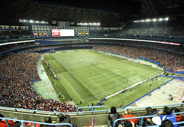 Liverpool to face Toronto FC at Rogers Centre in July