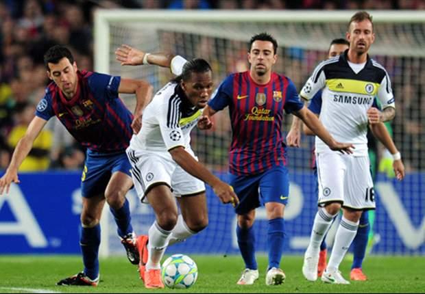 Barcelona muss sich verabschieden - Chelsea im Finale!