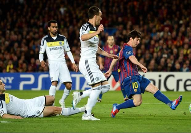 Barcelona 2-2 Chelsea: cuando el fútbol no alcanza