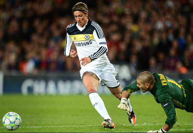 The better side does not always win, admits Fernando Torres after Chelsea defeat Barcelona