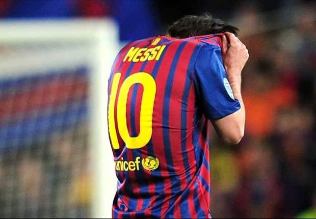 El recuerdo del penalti fallado por Leo Messi ante el Chelsea